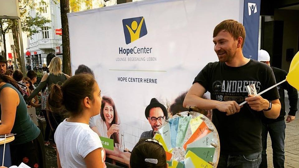 Hope Center Herne