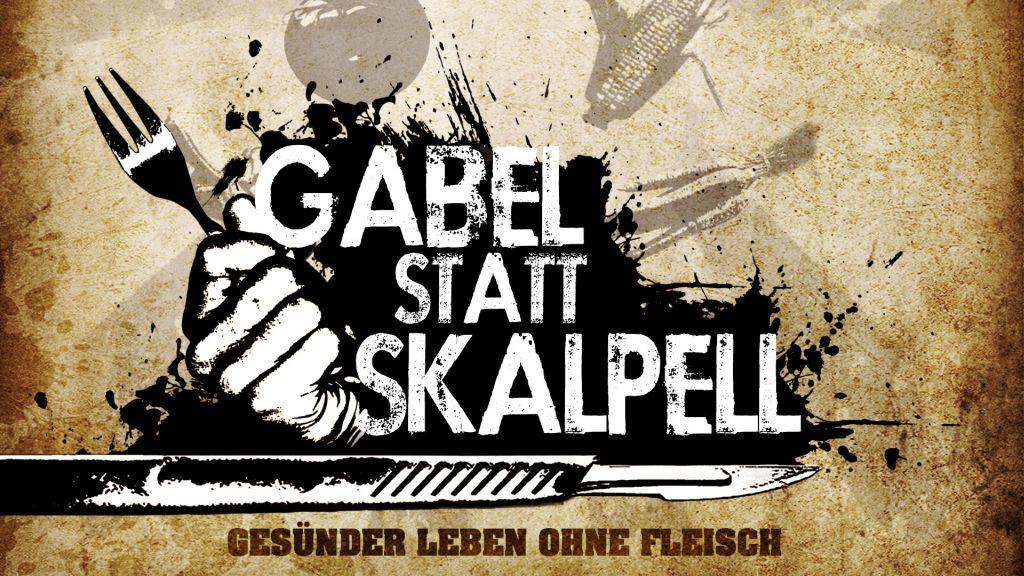 Gabel Statt Skalpell